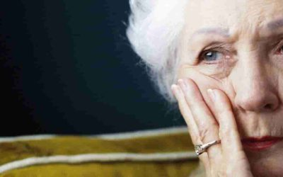 Abortion Pain in the Elderly Heart