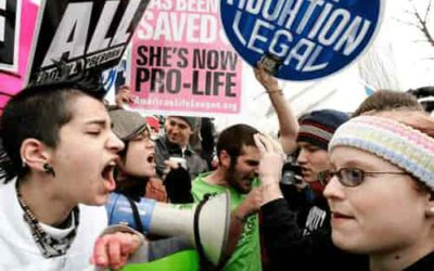 Addressing Abortion Clinic Verbal Abuse