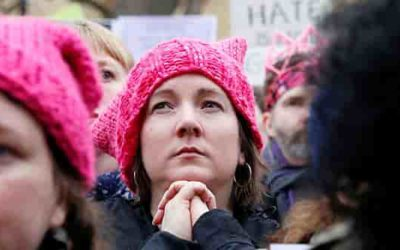 I Would Have Marched in a Pink Pussy-Cat Hat