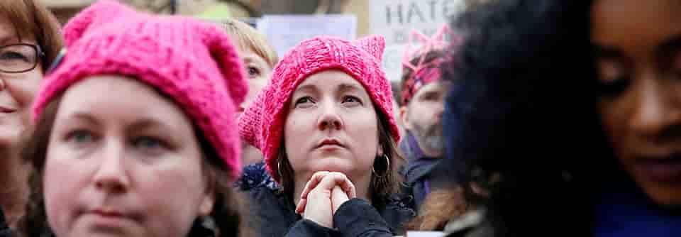 Pink Pussy Cat Hat March