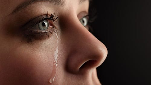 Crying After Abortion
