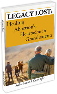 Grandparent Abortion Recovery Book